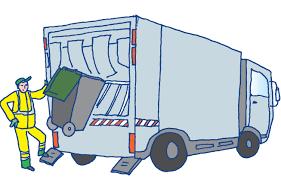 Collecte déchets ménagers